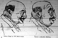 Steiner Hugó karikatúra