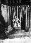 Judit (Márkus Emilia ) és Holofernész  (Ivánfy Jenő)