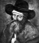 Rembrandt: Öregember