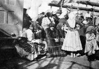 """""""Magyar hazám szülötti, jól ismerem, szegények!"""" - Kivándorlók - asszonyok a fedélzeten"""