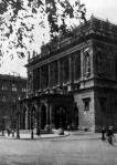 A Magyar Kir. Operaház Andrássy-úti homlokzata