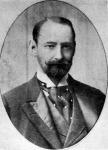 Báró Harkányi János kereskedelmi miniszter