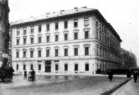 A Magyar Földhitelintézet palotája