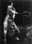 teniszező hölgy 1913