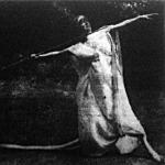 Lándzsadobó angol nő