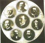A volt Lukács-kormány tagjai