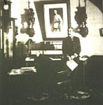 Ahnenburg Bolfrast báró, a katonai iroda főnöke