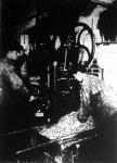 A gyufavágó gép