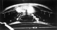 Szentpétervár nemrég elkészült ózonvizmüvének első állomása