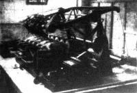 Peters Ernő német mérnök szoborkészitő gépe