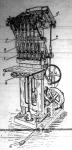 A német szabadalmu ládaszögező-gép
