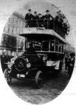 Az első autóbusz Budapesten