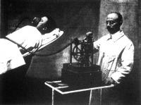 Chloroformozó gép