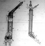 Az eredeti Fouché-égő és a modern autogén-égő