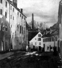 Frank Frigyes: Dachaui utcza