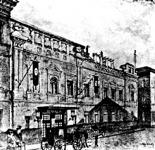 A Művészház 1913-ban
