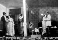 Molnár Ferencz A testőrének bemutatója Párisban