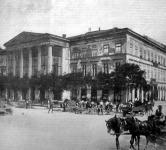 A lebontásra kerülő Loyd palota