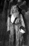 Szacsvay Imre Lear királyként, utolsó szerepében