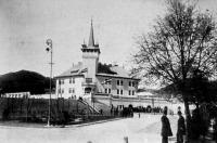 Hegyaljai állami borpincze (Sátoraljaújhely): a pincze épülete