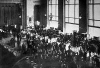 Az értéktőzsde terme (Budapest, 1914)