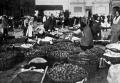 Kecskeméti baraczkvásár: kirakodás