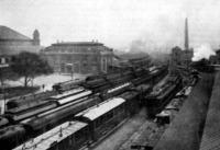 Mozgóposta: a Nyugati pályaudvar postavágányai