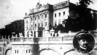 A kormányzósági palota Fiumében
