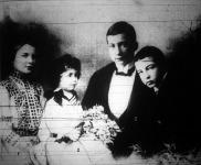József főherceg gyermekei; Zsófia, Magdolna, József Ferenc, László főherceg