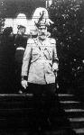 A berlini istenitiszteleten megjelent Brethman Hollweg német kancellár