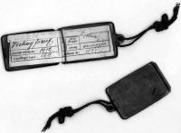 Katonai azonossági jegy-dögcédula