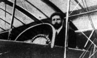 Fahrmann, francia aviatikus is szerencsétlenül járt