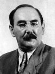 Nagy Imre géppuskás katona a világháborúban.(Ez a kép későbbi)