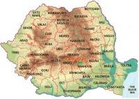 Az erdélyi és havasalföldi harcok színtere - ma Románia
