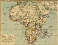 A világoszöld szín portudál gyarmatot jelez. Portugália gyarmatait féltve lépett be