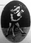 Rakovszky Ferenc és Szoszky András mérkőzése