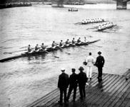 A budapesti nagy regatta 1914