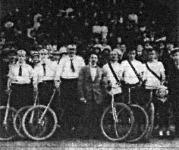 Az FTC kerékpáros polócsapata