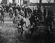 kerékpárverseny Németországban