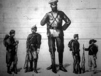 Az öt katonai hatalom erőviszonyI