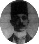 Said Halm basa török nagyvezér