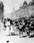 Rikkancsok, budapesti életkép