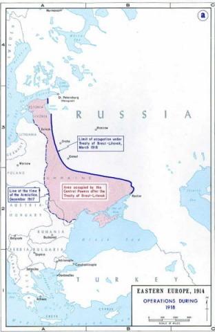 """Képtalálat a következőre: """"A breszt-litovszki béke"""""""