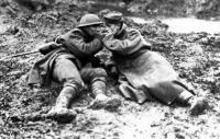 Szünet - Passendale, 1917