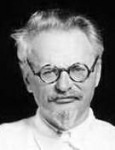 Trockij - az 1917-es év egyik főszereplője Oroszországban