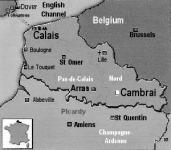 Cambrai: súlyos harcok, 1917