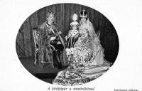 Zita és IV. Károly koronázása. Sokan hitték, elhozzák a békét