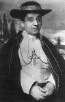 XV. Benedek pápa a központi hatalmakkal rokonszenvezett
