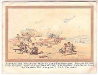 Ausztrál katonák - a németek fekete napján