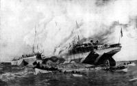 A Leinster nevű hajó elsüllyesztése